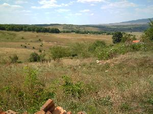 land in Chkarovo in Bulgaria