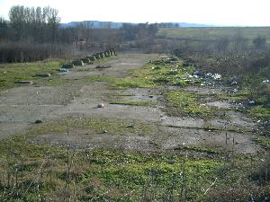 land in Srem in Bulgaria