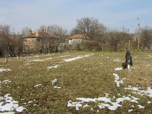 land in Popovo in Bulgaria